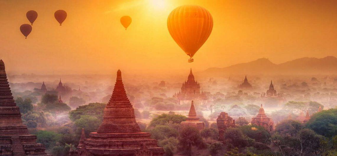 Luxury Journeys Myanmar Family Adventure