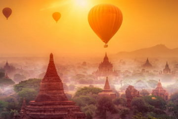 Luxury Journeys Myanmar Family Adventure