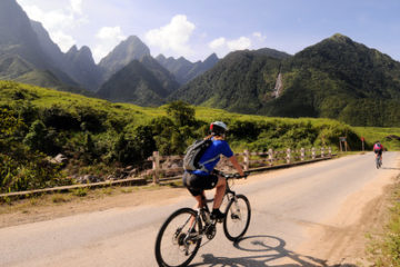 Myanmar Cycle Adventure