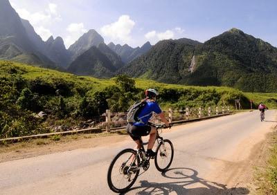 Myanmar Cycle Adventure