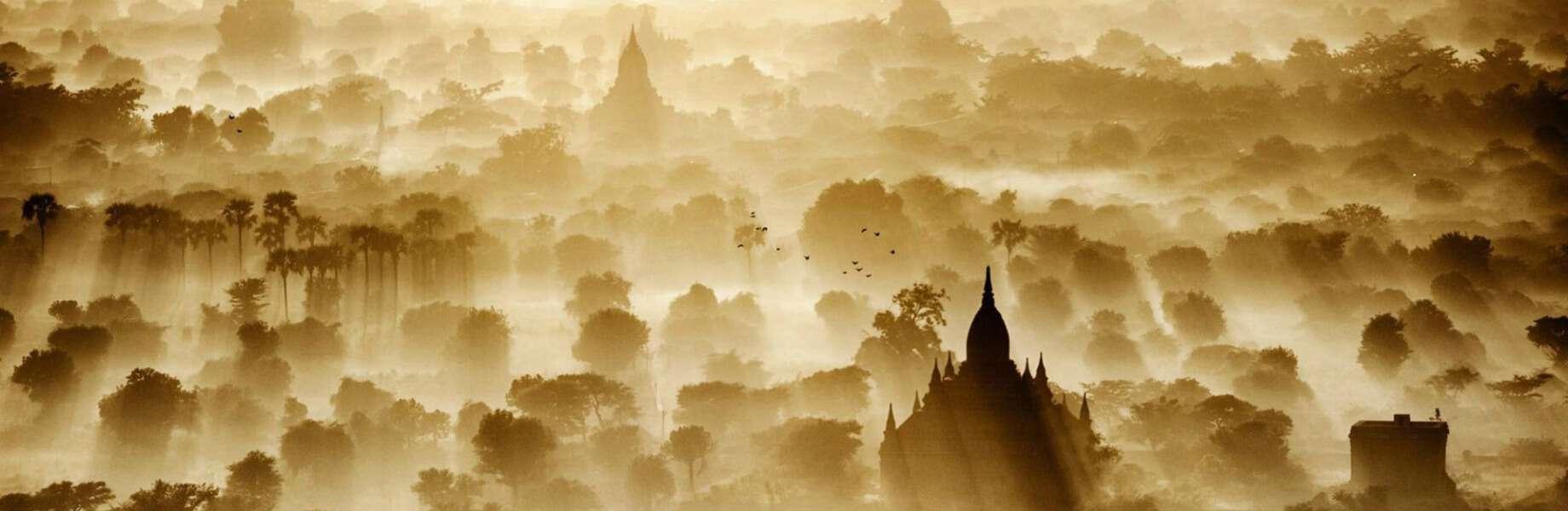 Myanmar Heavenly Honeymoon