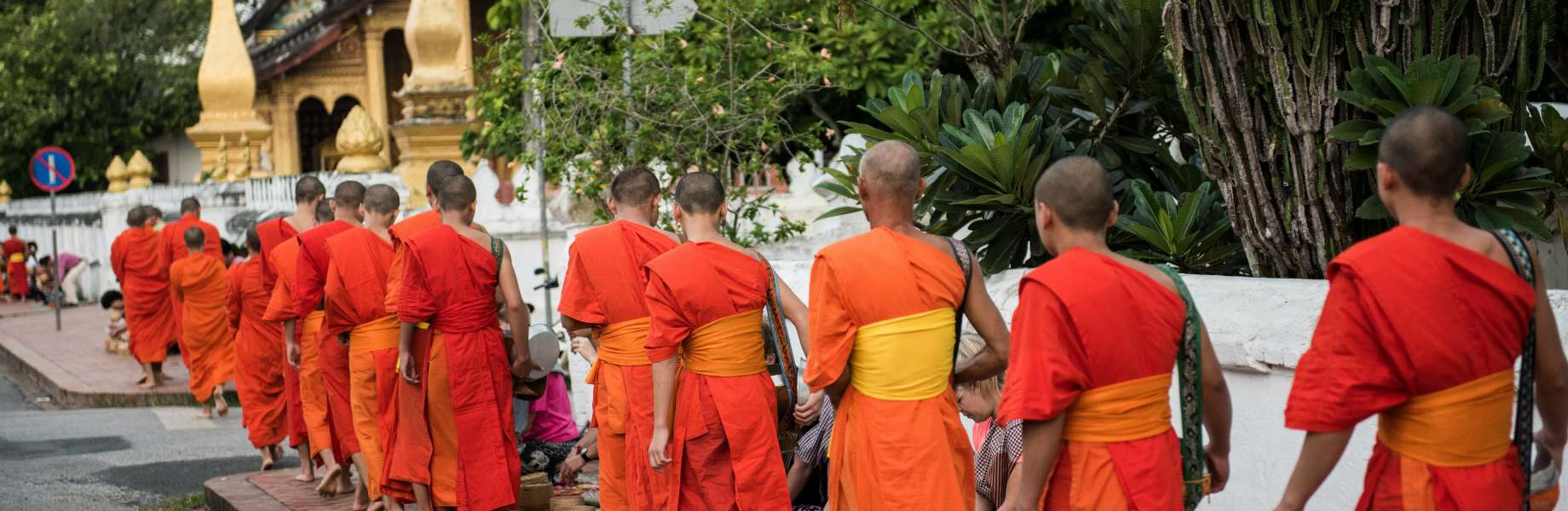 Monks - Laos In Style