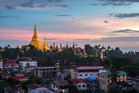 Myanmar Wonders
