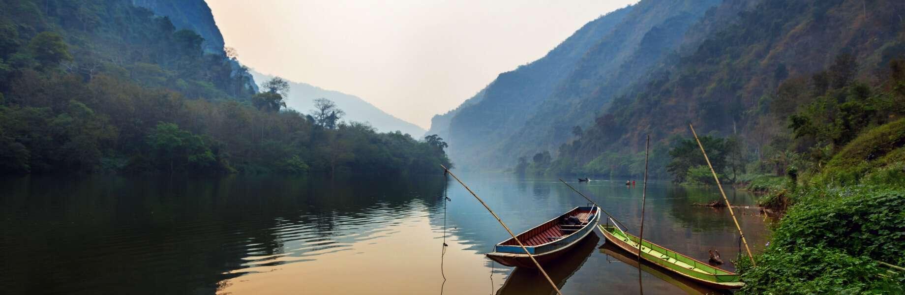 Discover Southeast Asia - Laos