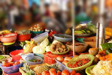 Explore Vietnam - Local Market Hoi An