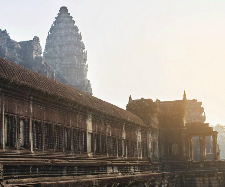 HIlltribes Ancient Culture - Angkor Wat Siem Reap