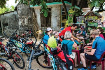 HANOI LUANG PRABANG BY BIKE