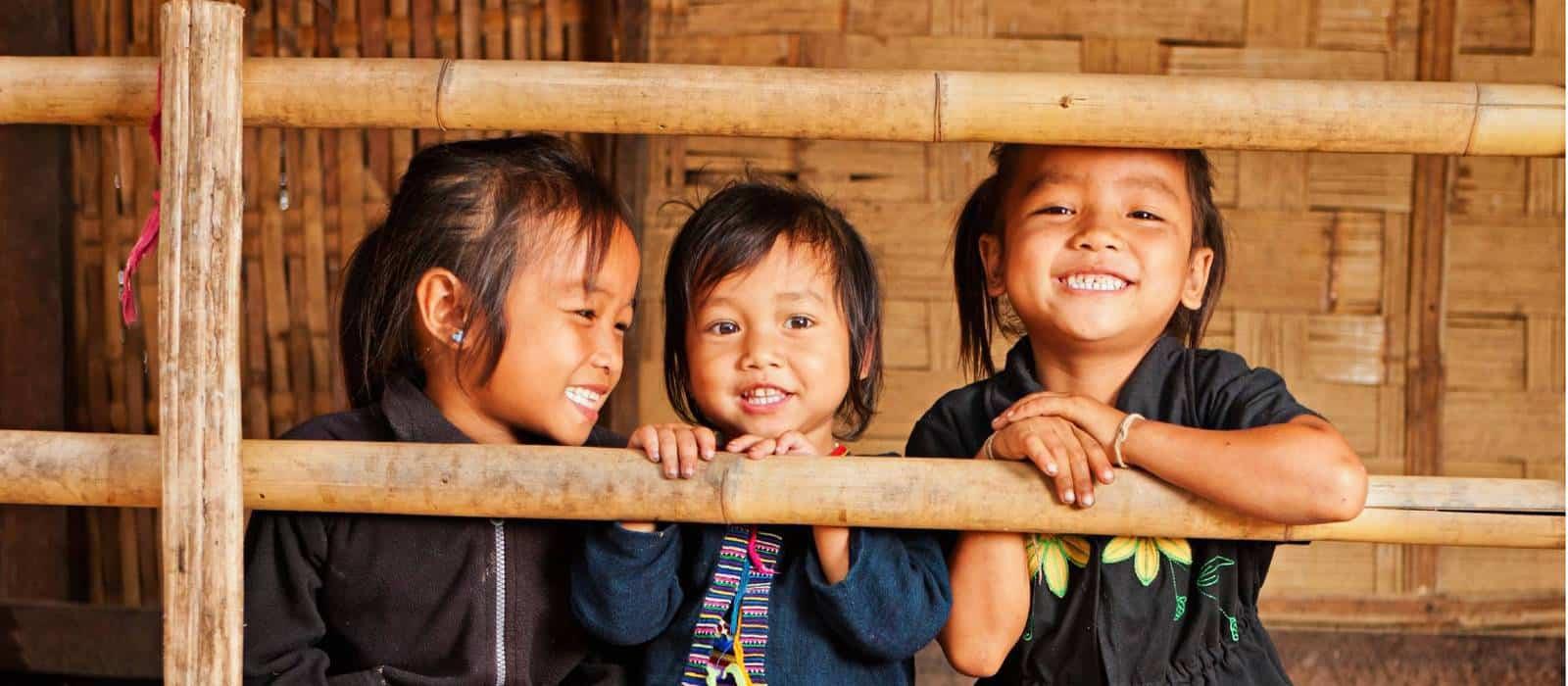 Laos Family Adventure