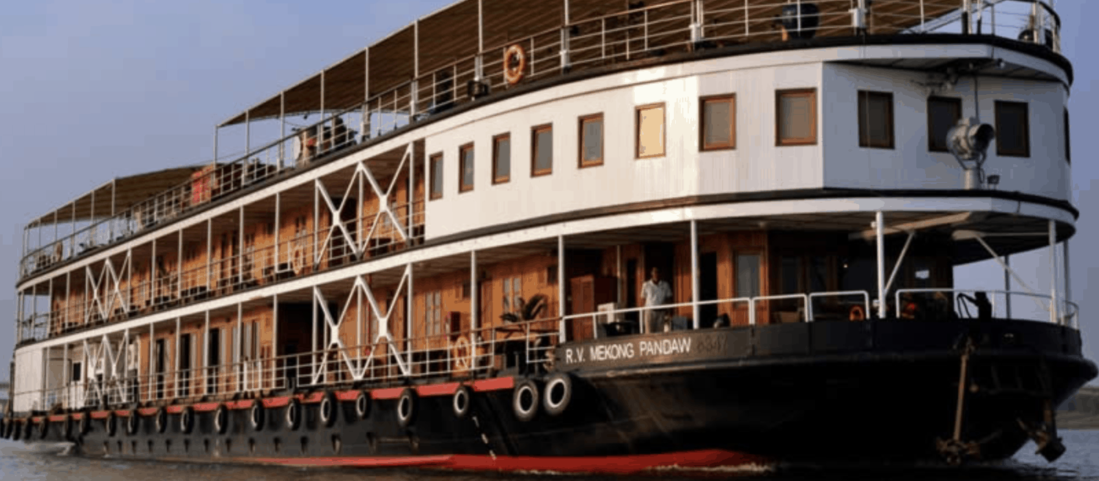 Pandaw's Classic Mekong River Cruising  – 11 Night Fly and Cruise Package from $5899 per person