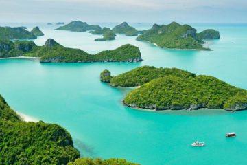 Thailand Myanmar Cruising