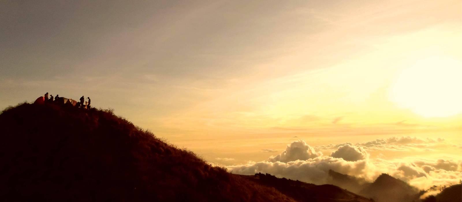 East Java Volcanoes