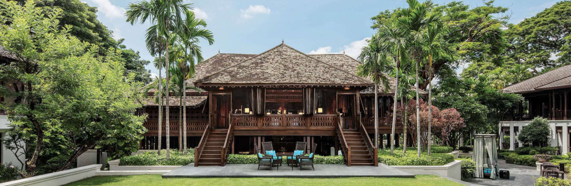 Best of Thailand Hip and Chic - 137 Pillars House Chiang Mai