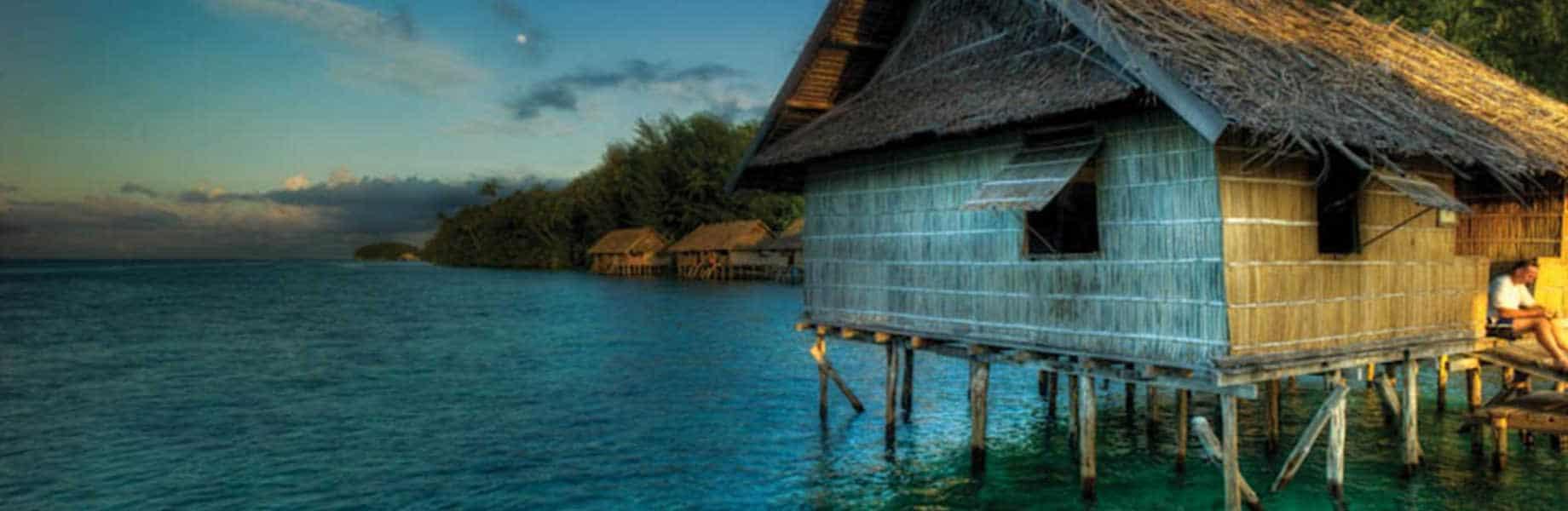 Kri Island Eco Adventure