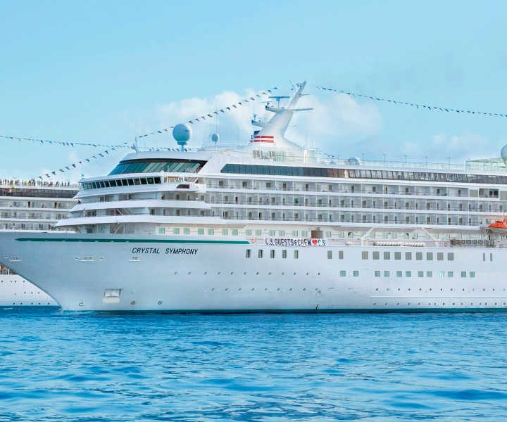 Luxury Asia Cruising