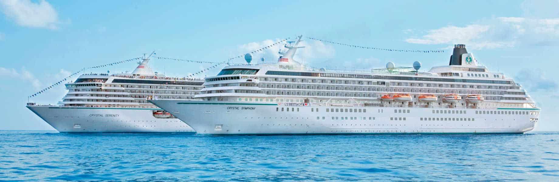 Luxury Asia Cruising, onboard Crystal Cruises
